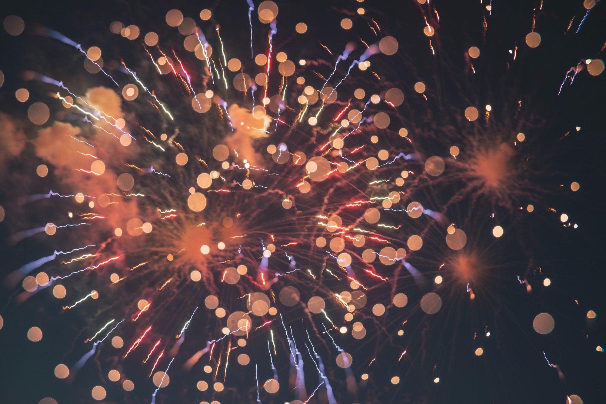 Fireworks by Erwan Hesry